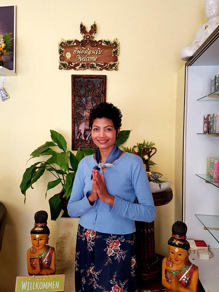 Thai massage frankfurt höchst